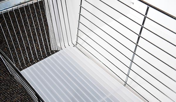 wire basket plastic liner