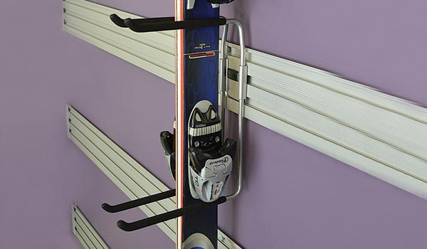 activity rack for skis