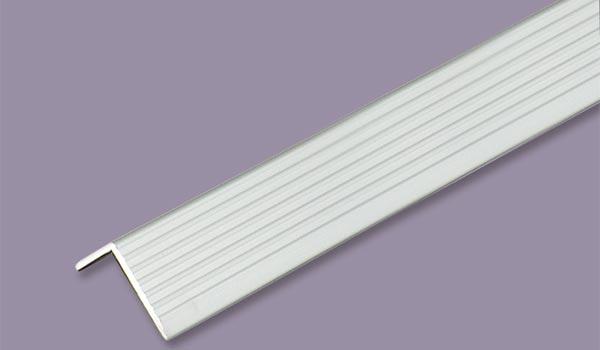 aluminum edge