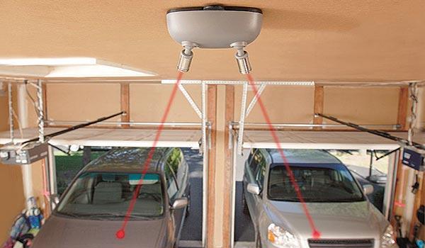 garage laser park dual