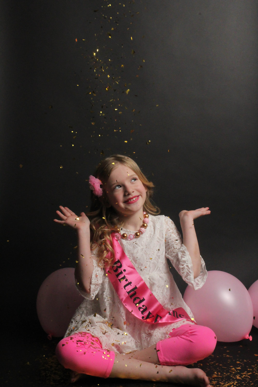 Little Girl Birthday Party Photographer Wichita, Ks. Avid Artistry