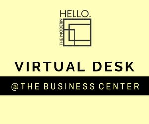 VIRTUAL DESK PROGRAM   $47 |Monthly Virtual Desk Usage  Use A Real Address For Business Marketing  Dedicated Business Account Manager  Business Cloud Phone Number +E-Fax  Client Pick-Up /Drop-Off  Package Collection +Notification