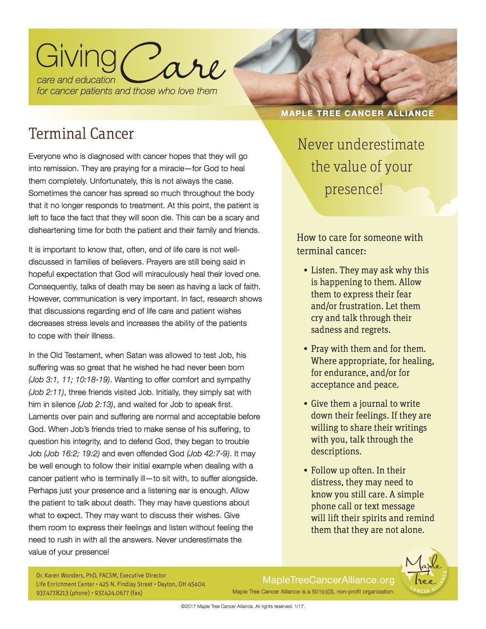 Terminal Cancer_One Sheet.jpg