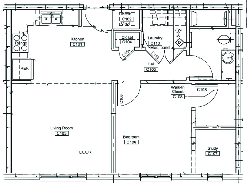 Douglass Next Door one bedroom floor plan.jpg