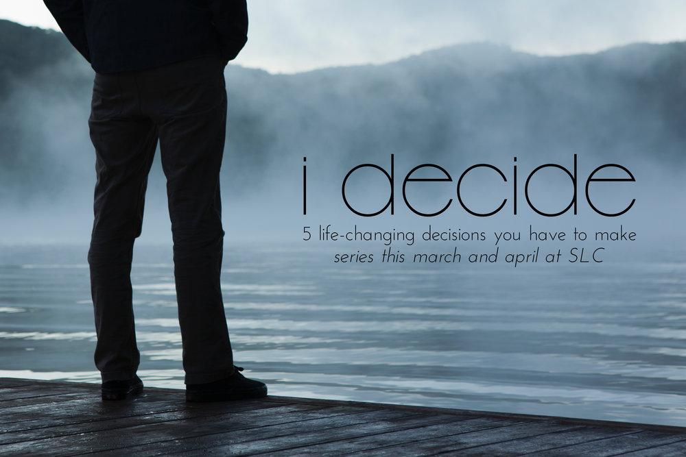 I Decide | March-April 2017