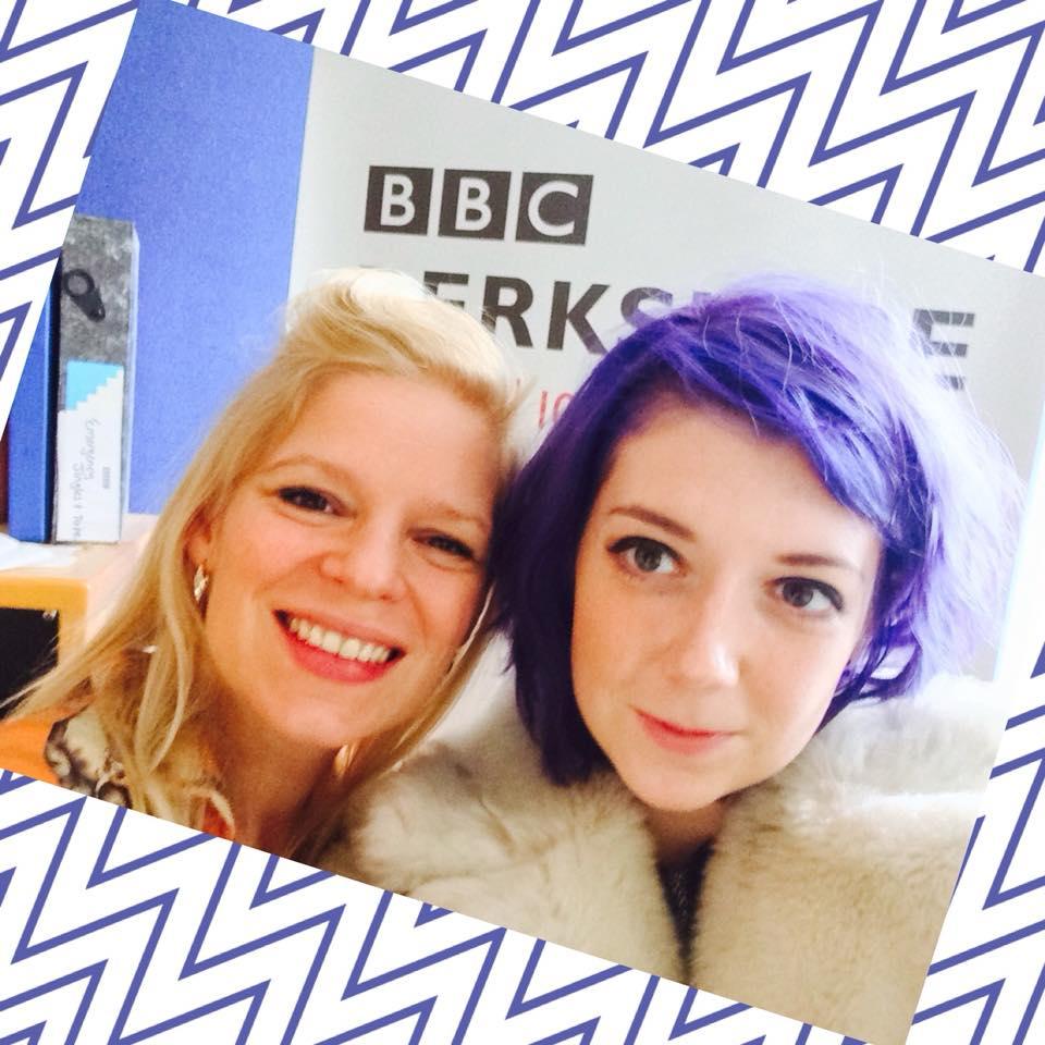 BBC Music Introdicing Berkshire - Linda Serck played