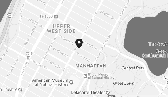 Jeffrey Stein Salon at W. 84th - 495 Columbus Ave, New York, NY 10024212.787.7717