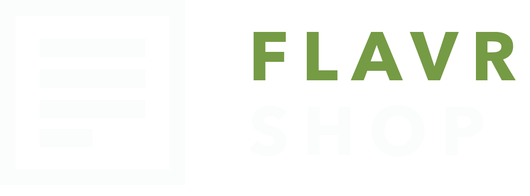 THE FLAVR SHOP