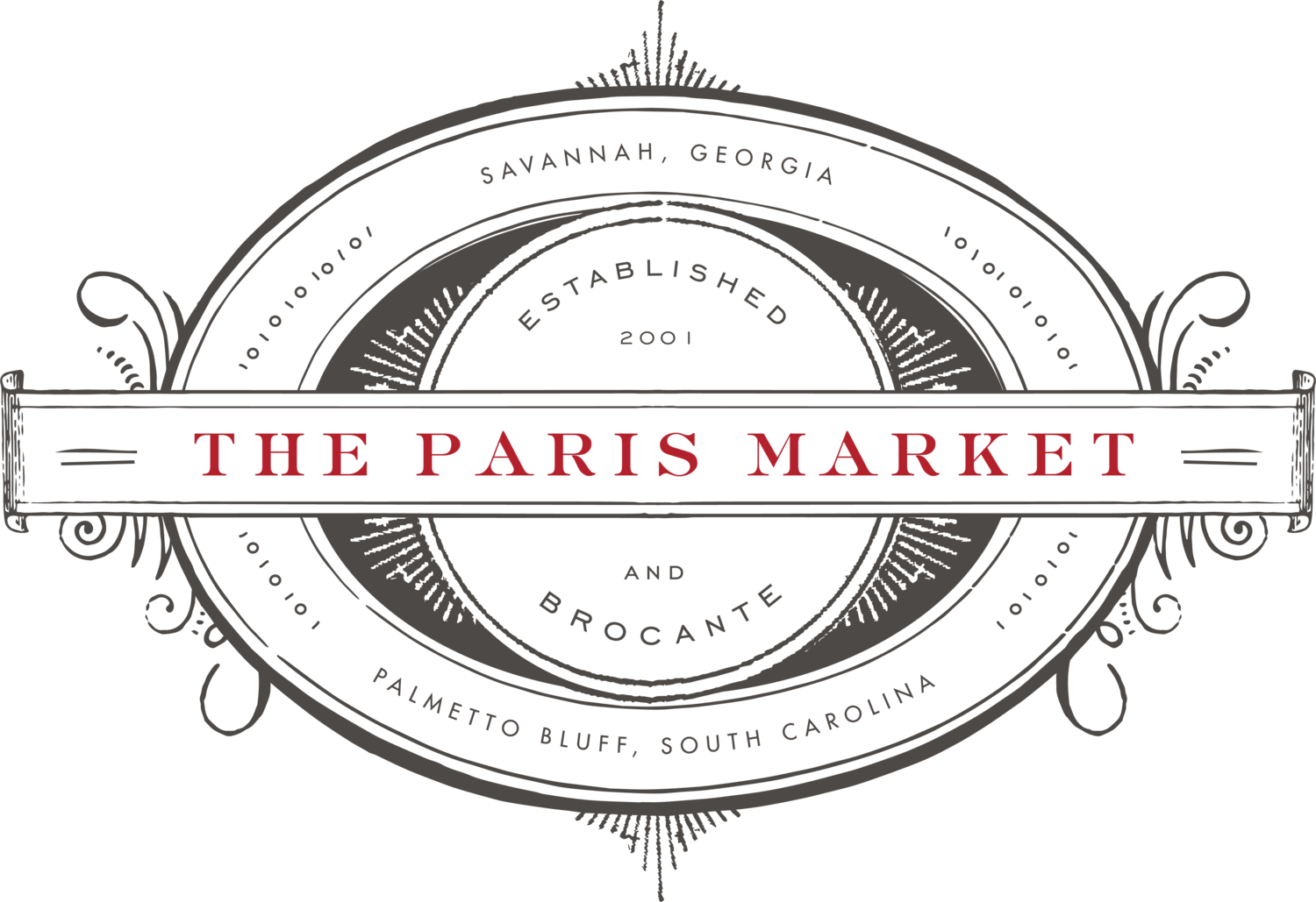 The Paris Market and Brocante