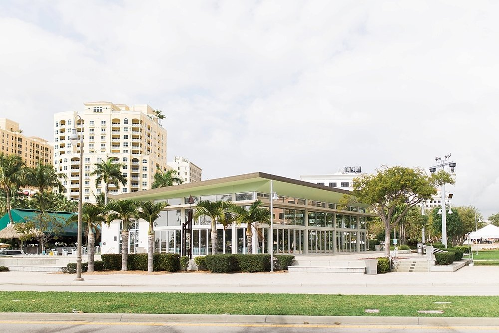The Lake Pavilion | downtown West Palm Beach