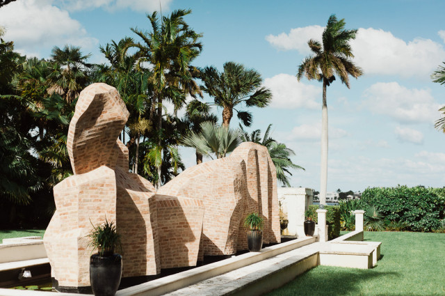 Ann Norton Sculpture Garden | coastal West Palm Beach