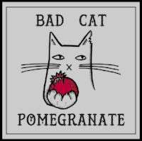 Bad Cat Pomegranate