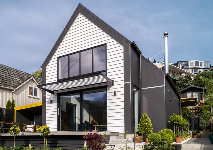 Lyttelton House New Build