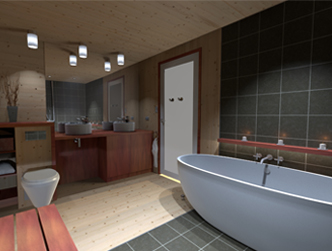 Unipod Bathroom Design