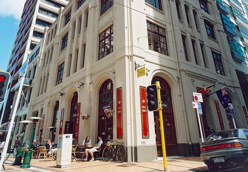 National Chambers Building Upgrade