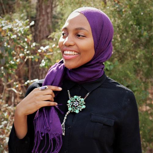 Meet Malikah Karim