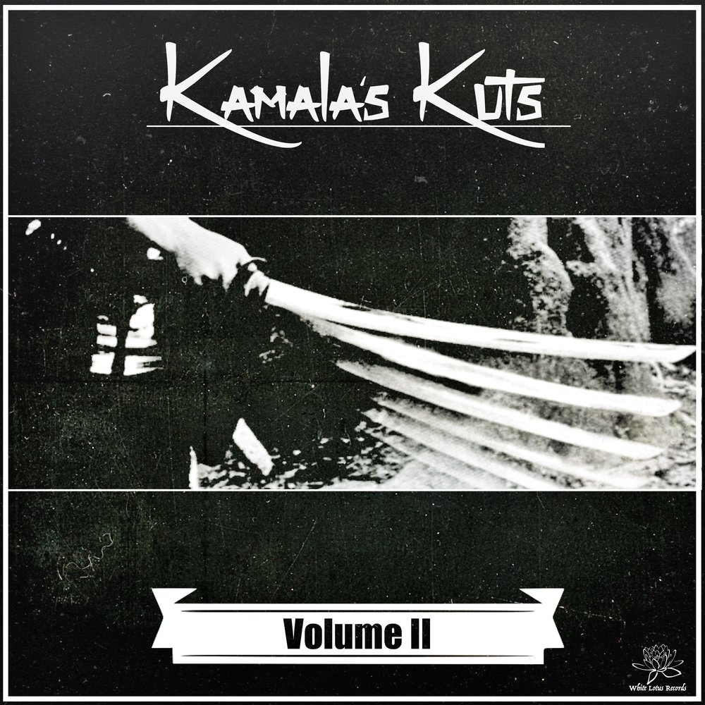 Kamala's Kuts Vol. II Album Art.JPG