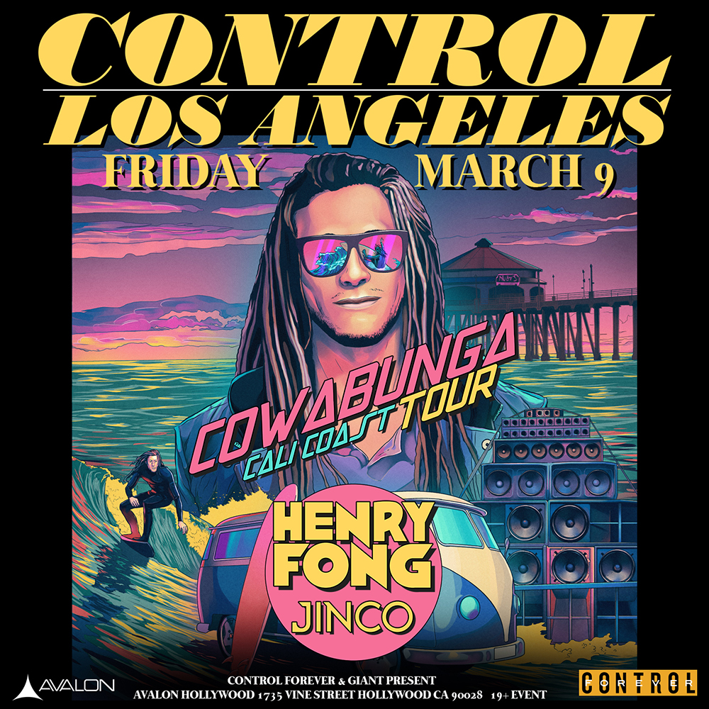 Tickets🎟️ - Use promo code UAN for 10% offHenry Fong + MoreGuestlist Pricing:$10 before 10:30pm