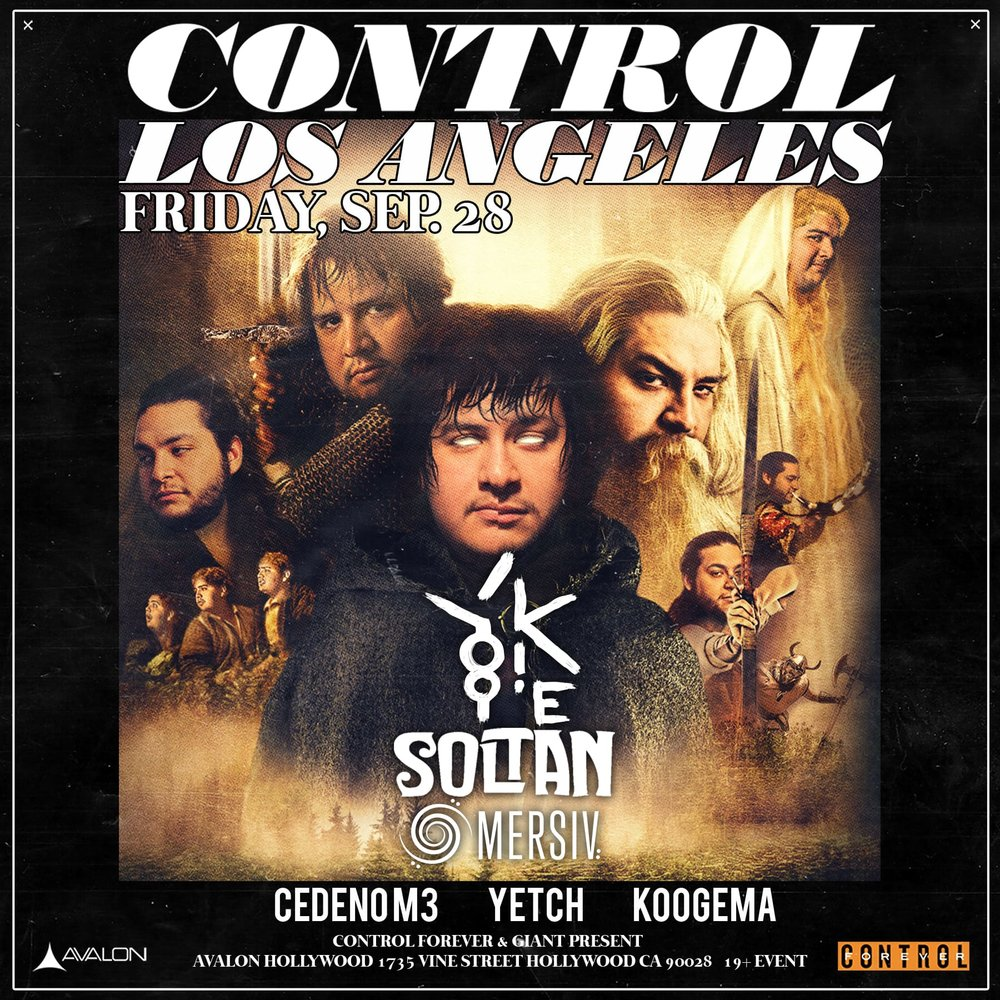 Fri Sept 28 - Yookie + Many MoreBottle / Table Service Text: (323)684-5299Use Promo Code: UAN for 10% off