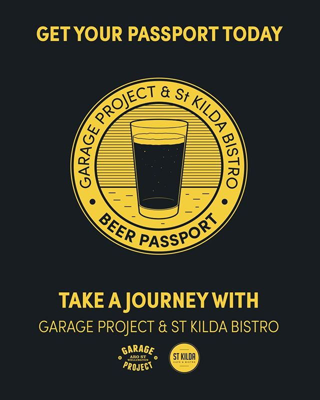Come take a journey with us and the clever people from @garageproject . #greatbeer #garageproject #craftbeer #beertrip #damnthatsgood #beertastic #beerjourney #enoughhastags