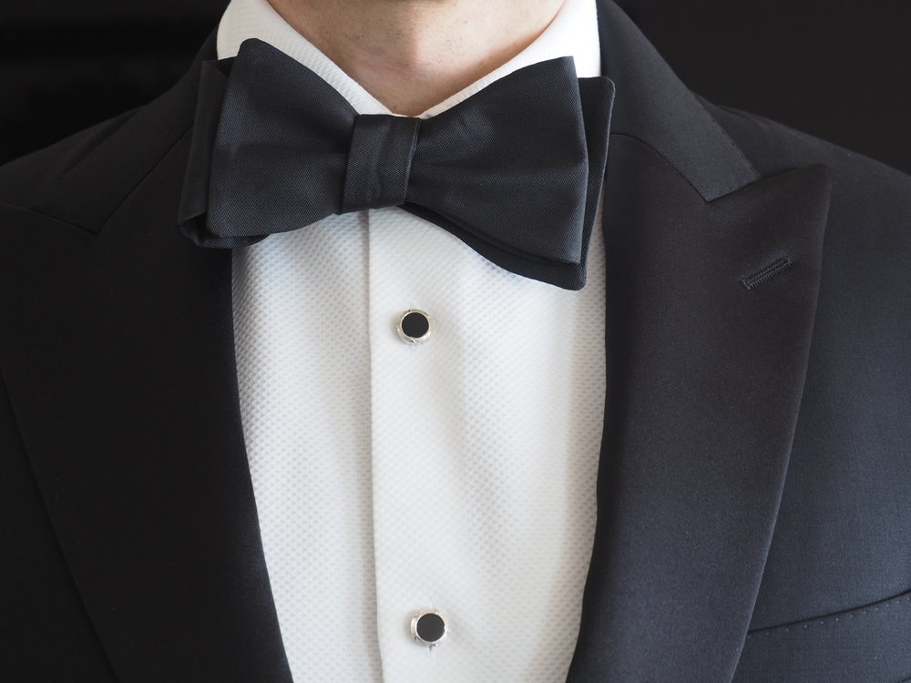 H O U N D Accessories Mastiff Bow Tie