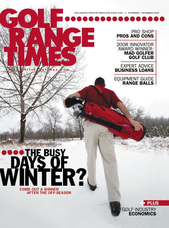 GOLF RANGE TIMES MAGAZINE