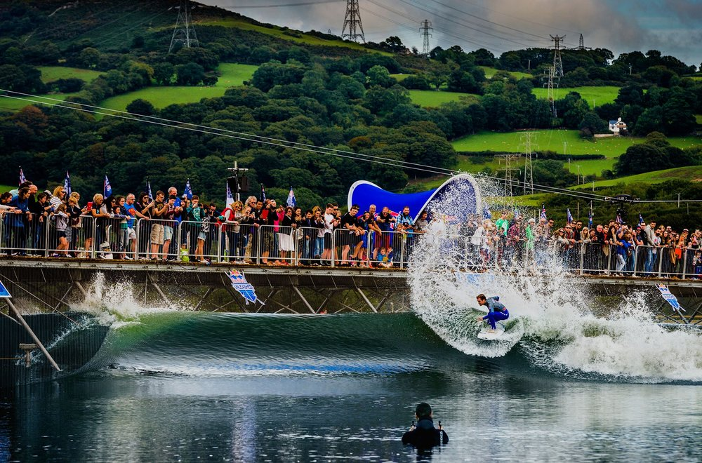 Wave Garden Red Bull contest