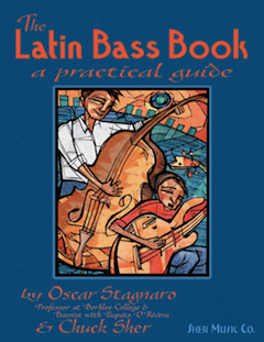 The Latin Bass Book by Oscar Stagnaro