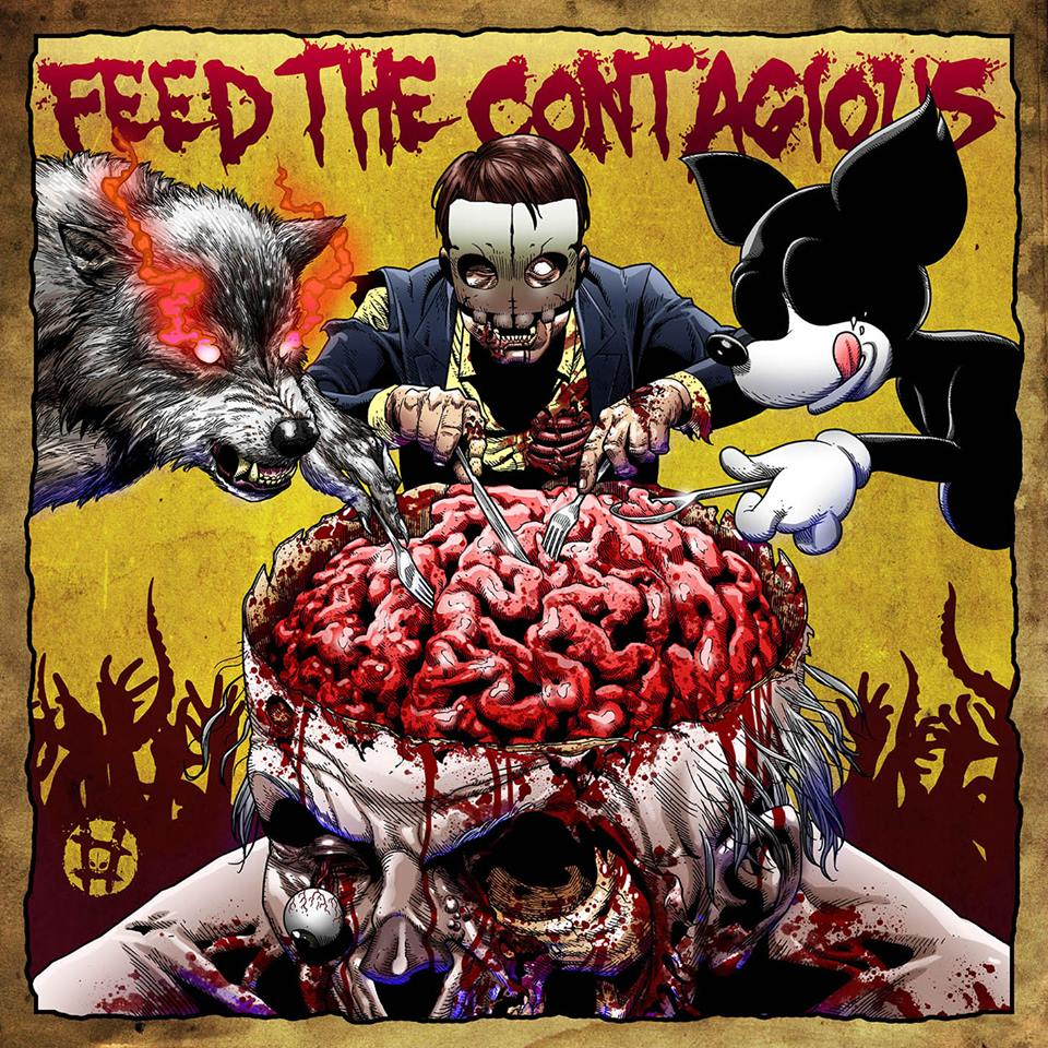 WONK#AY RECORDS - FEED THE CONTAGIOUS | OCTOBER 31, 2017