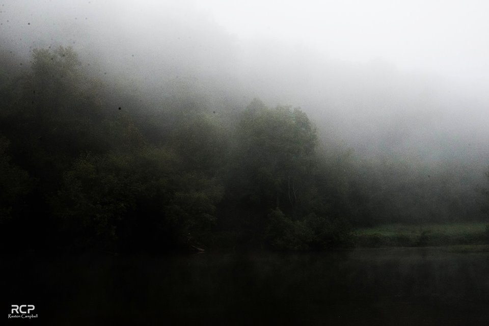 The Clinch River in the morning mist ( Credit:    Reston Campbell Photography )