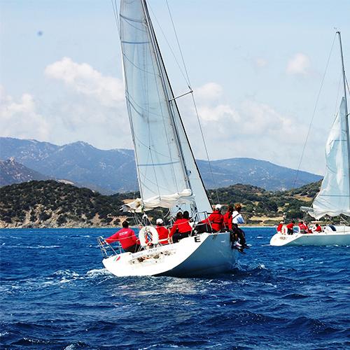 Yacht &  sailboat parking