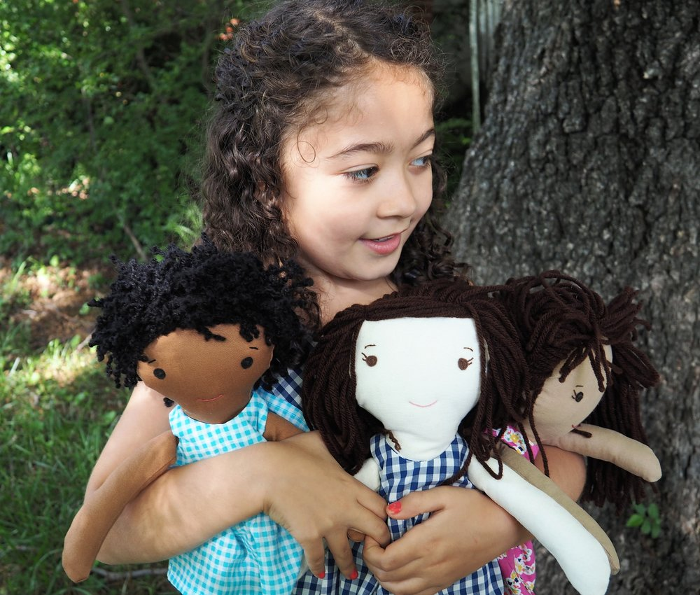 Ordering a Custom Doll is easy right here with our comprehensive order form. Your payment is secure and your privacy assured. - We can't wait to make something special for you!