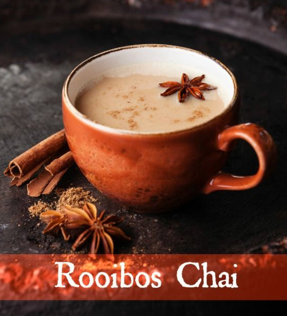 Chai tea is traditionally made with a strong black tea such as Assam tea.