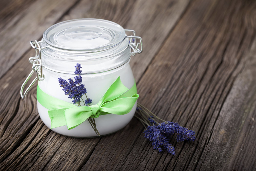 Body butter is good for your skin!