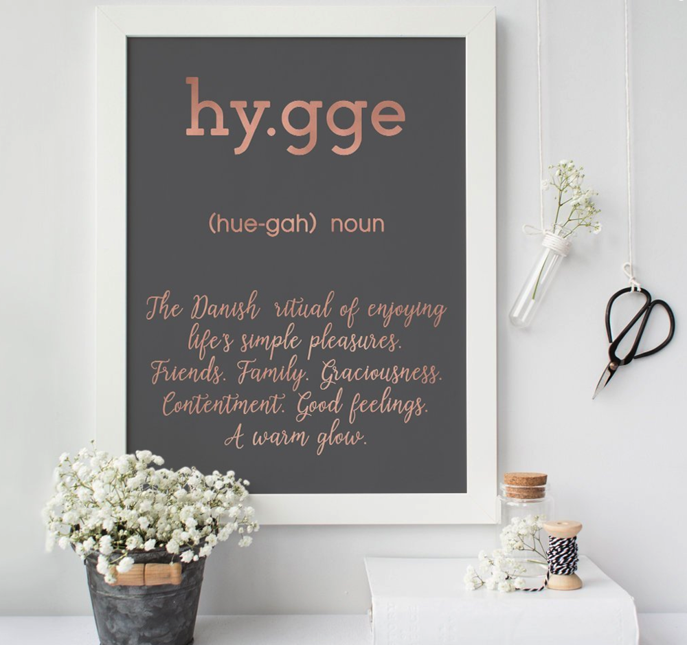 HYGGE is the Danish art of cozy. It's the perfect time of year to break out the big, chunky blankets, candles and cocoa! Add some REISHI to your hot cocoa for a perfect adaptogenic afternoon just hanging out by the fireplace, relaxing and reading.