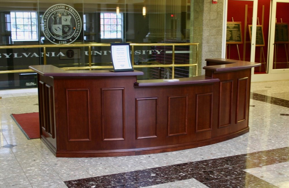 Commercial Casework -