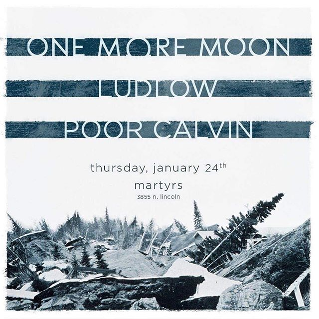You've got TWO chances to see us perform this week! We'll be at @martyrslive on Thursday with @onemoremoon and @poorcalvin, then @bishops.wickerpark with Matt Smith and Bent Dimes for a stripped-down set. See you there! . . . #livemusic #chicagomusic #concert #performance #liveband #indieconcert #indieshow #indiefolk #rockshow
