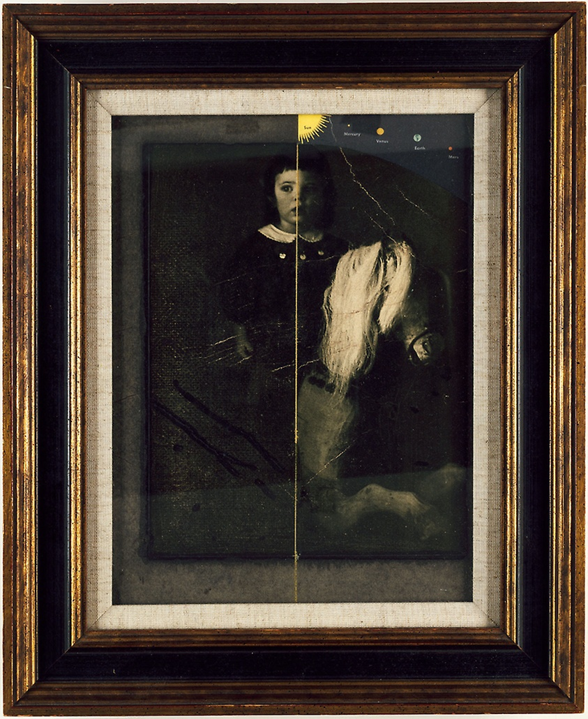 Joseph Cornell, Now, Voyager, 1966. Art © The Joseph and Robert Cornell Memorial Foundation / Licensed by VAGA, New York, NY