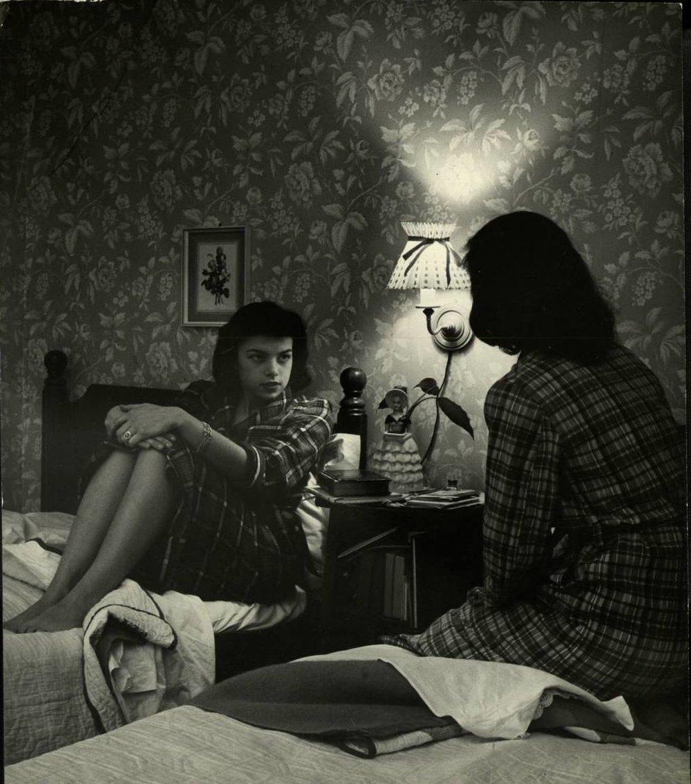 Nina Leen, Teenage Girls (St. Louis), 1944. © Time Inc.
