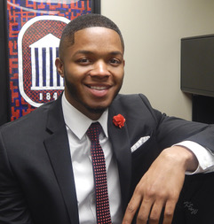 Terrian Garvis - Graduate Assistant - RebelTHON