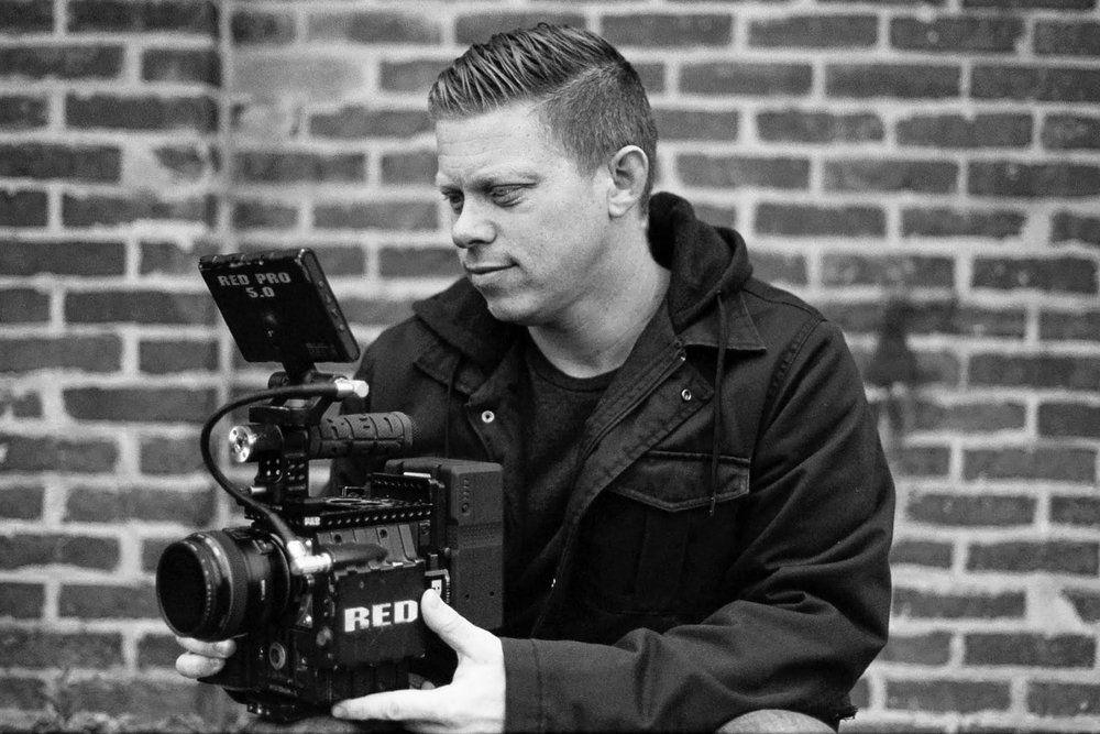 CHRIS RAY - CINEMATOGRAPHER