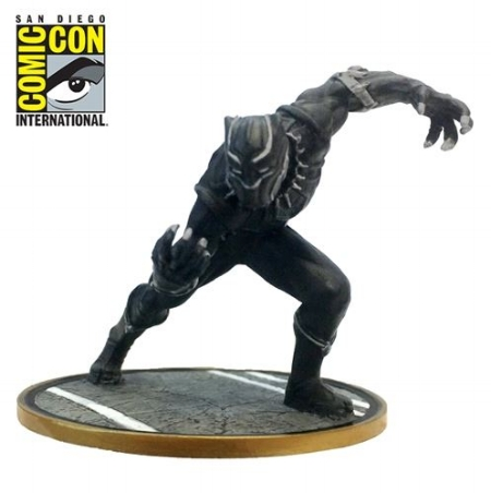 Jose M - Black Panther Metal Miniature
