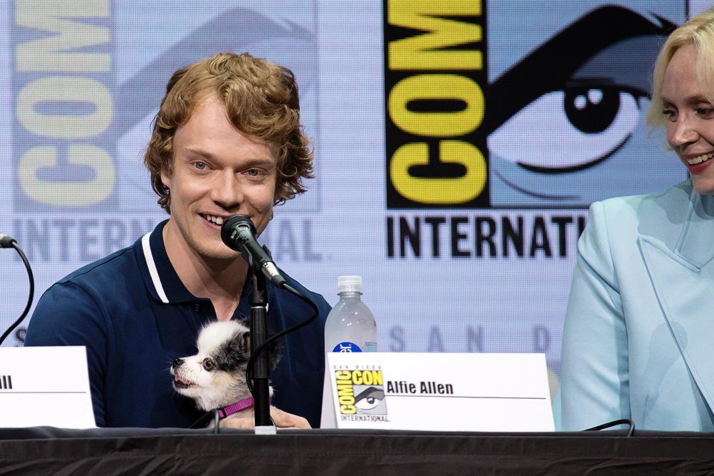 """Alfie """"Theon"""" Allen"""