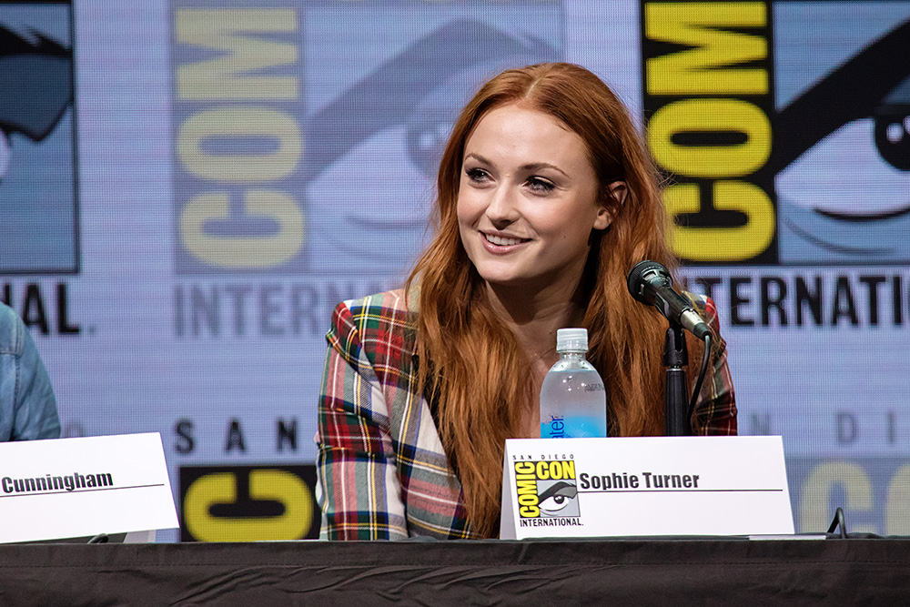 "Sophie ""Sansa"" Turner"