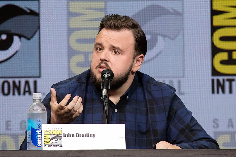 """John """"Sam"""" Bradley"""