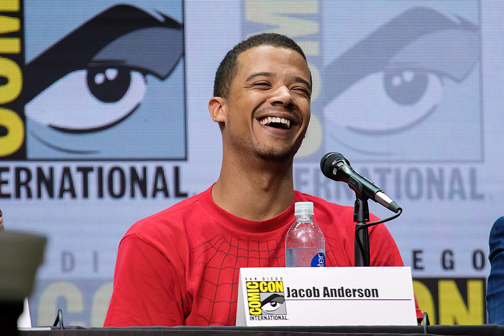 "Jacob ""Grey Worm"" Anderson"