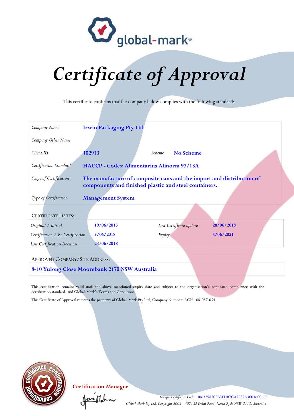 102913_HACCP - Codex Alimentarius Alinorm 97-13A_30633.jpg