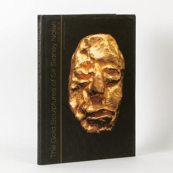 Patrick Corbally Stournton The Gold Sculptures of Sir Sidney Nolan., published c.2001 Image courtesy of Douglas Stuart Fine Books