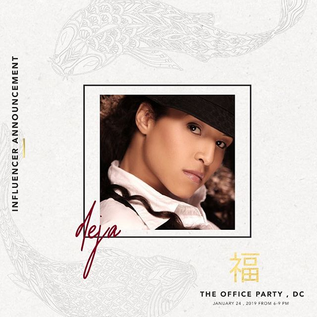 We want to keep the momentum this evening by announcing @dejaperez will be among the special guests attending #TheOfficePartyDC next Thursday!!! ______ She's eager to meet our network of millennial entrepreneurs in the DC Metro area!  _____ So excited! 8 days and counting.  #DMV #thedirectory #theentrepreneurjourney #sayyestosuccess #makersgonnamake #support #creatives #ThatsDarling #details #design #makersvillage #dowhatyoulove #branding #communityovercompetition #blackownedbusiness #theofficepartydc #studiodeux #blackbarber #menwithbeards #studio52dc #ciroc #cirocboy #dmvevents #eventplannerdc
