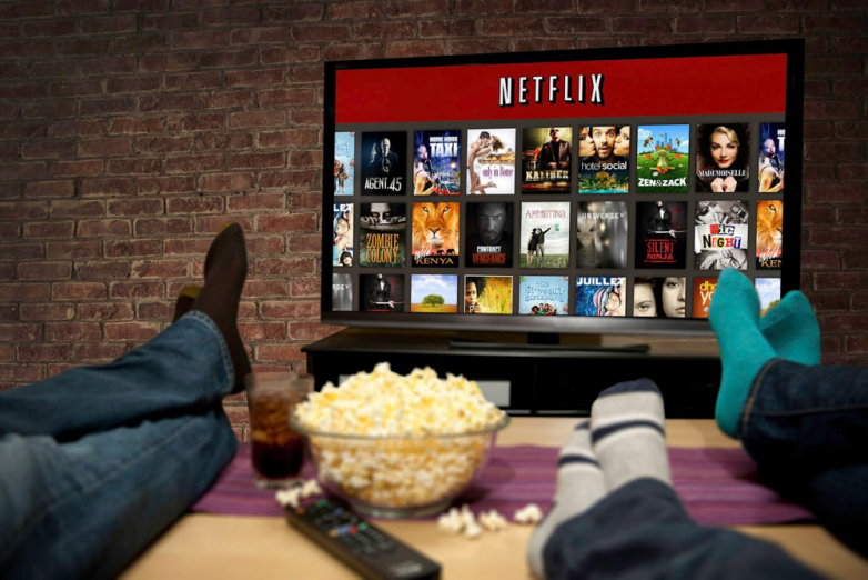 Netflix and aircon...